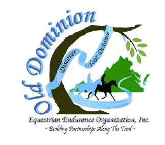 Old Dominion Equestrian Endurance Organization logo.
