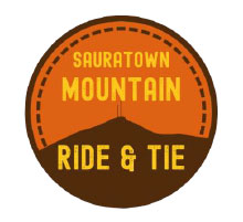 Sauratown Mountain Ride & Tie Logo