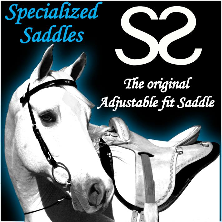 Specalized Saddles logo